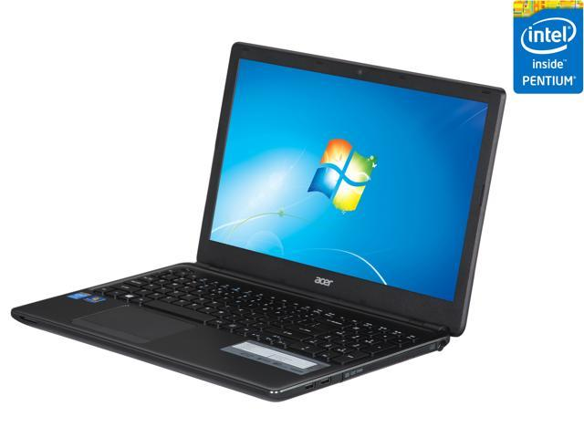 Acer Aspire E1-532-4646 Windows 7 Home Premium Notebook PC - Intel Dual Core 3558U 4GB DDR3L Memory 500GB HDD 15.6
