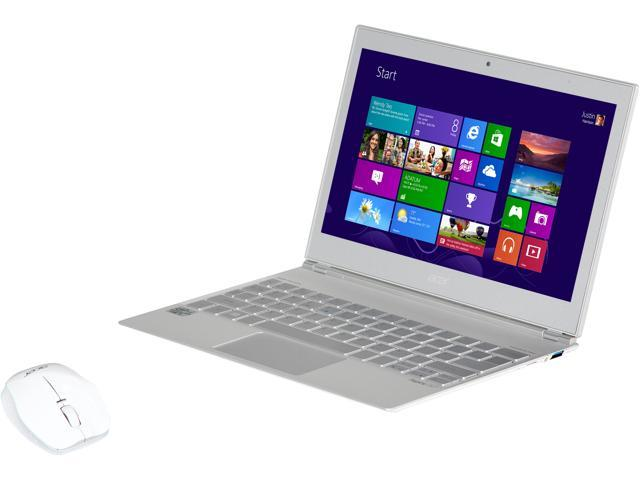 Acer S7-191-6640 Notebook Intel Core i5 3317U (1.70 GHz) 128 GB SSD Intel HD Graphics 4000 Shared memory 11.6