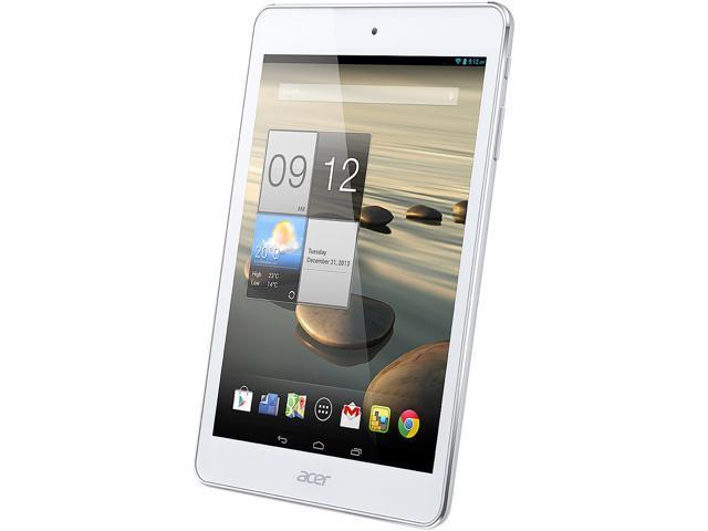 Acer Iconia Tab A Series A1-830-1479 Intel Atom 1GB LPDDR2 Memory 16 GB 8.0