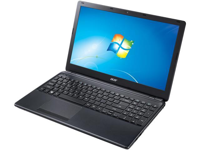 Acer Laptop Aspire E1-572-6485 Intel Core i5 4200U (1.60 GHz) 6 GB Memory 1 TB HDD Intel HD Graphics 4400 15.6