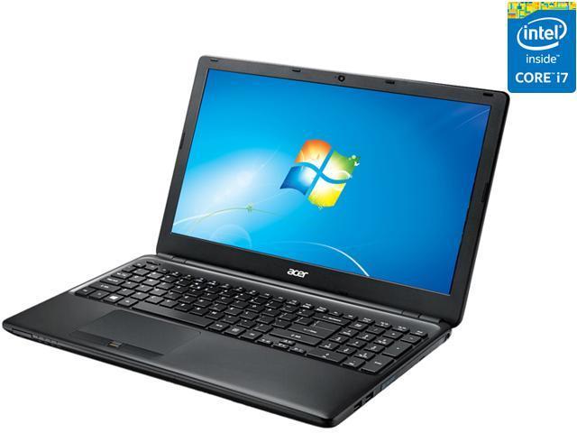 "Acer Laptop TravelMate P TMP455-M-7462 Intel Core i7 4500U (1.80 GHz) 8 GB Memory 128 GB SSD Intel HD Graphics 4400 15.6"" ..."