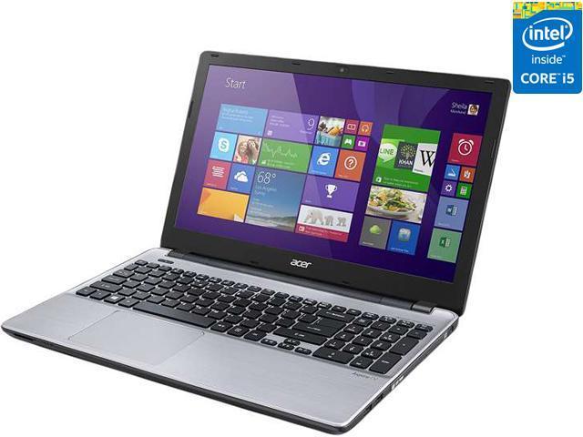 "Acer Laptop Aspire V3-572G-54L9 Intel Core i5 4210U (1.70 GHz) 8GB DDR3L Memory 1 TB HDD NVIDIA GeForce 840M 15.6"" Windows ..."