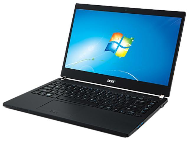 Acer TravelMate P TMP645-M-7832 Notebook Intel Core i7 4500U (1.80GHz) 8GB Memory 256GB SSD Intel HD Graphics 4400 14.0