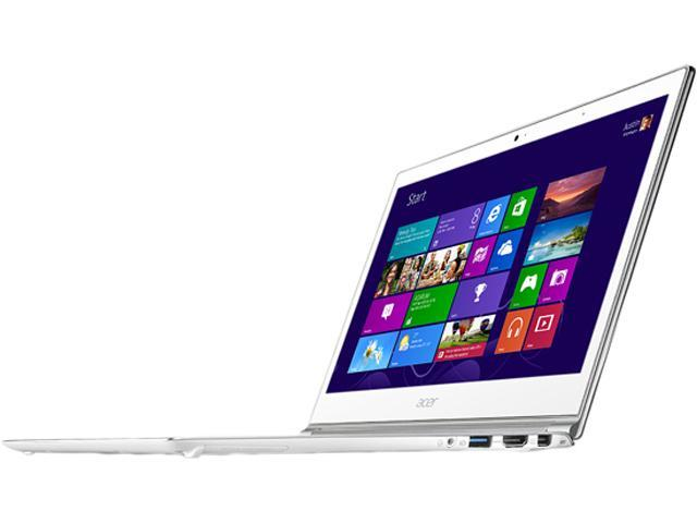 Acer S7-392-7863 Ultrabook Intel Core i7 4th Gen 4500U (1.80 GHz) 256 GB SSD Intel HD Graphics 4400 Shared memory 13.3