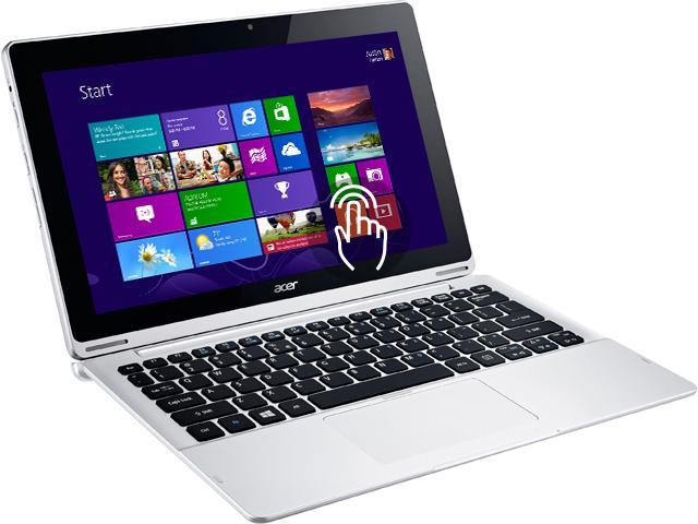 Acer Aspire Switch 11 SW5-111-18DY 2-in-1 Tablet Intel Atom Z3745 (1.33 GHz) 64 GB SSD Intel HD Graphics Shared memory 11.6