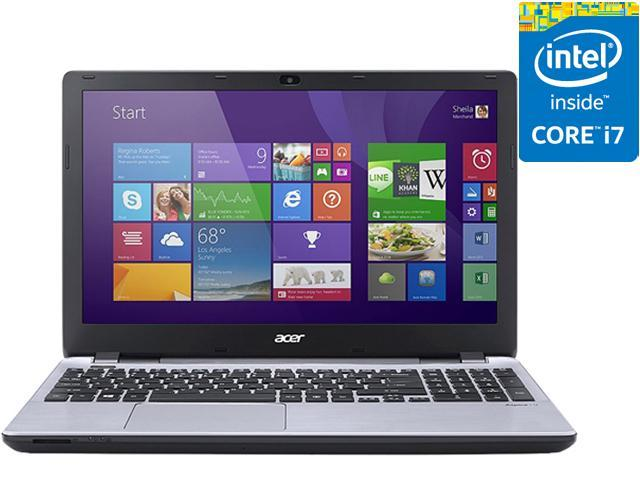 "Acer  Laptop Aspire  V3-572G-76EM  Intel Core i7  5500U (2.40GHz)  8GB  Memory 1TB  HDD FHD NVIDIA GeForce GT 840M  15.6"" ..."