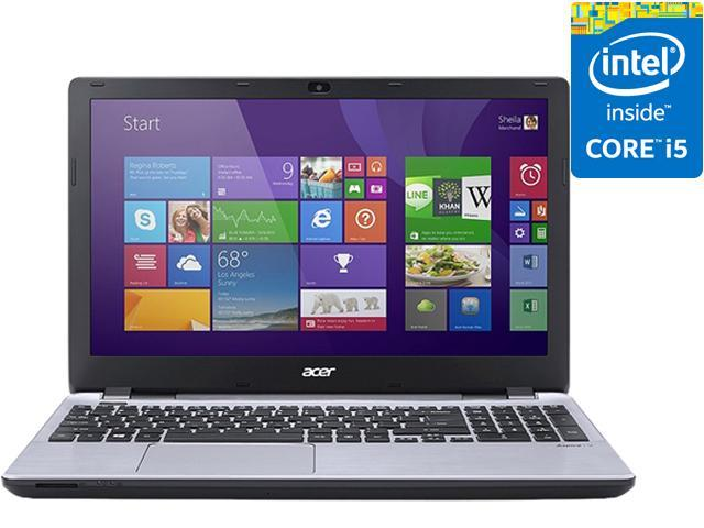 "Acer Laptop Aspire V3-572G-543S Intel Core i5 5200U (2.20GHz) 8GB Memory 1TB HDD FHD NVIDIA GeForce GT 840M 15.6"" Windows ..."