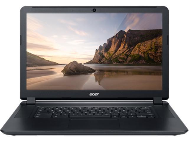 Acer C910-C453-US Chromebook Intel Celeron 3205U (1.50 GHz) 4 GB DDR3L Memory 16 GB SSD 15.6