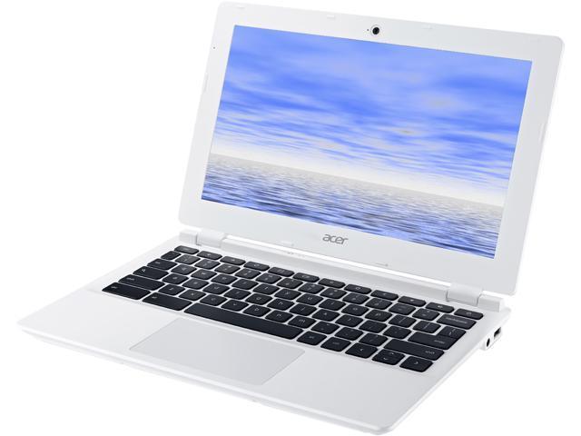 Acer CB3-111-C6NE Chromebook Intel Celeron N2830 (2.16 GHz) 4 GB Memory 16 GB SSD 11.6