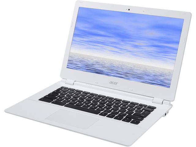 Acer CB5-311-T2T6 Bilingual Chromebook NVIDIA Tegra K1 2.10 GHz 4 GB Memory 32 GB SSD Intel HD Graphics 13.3