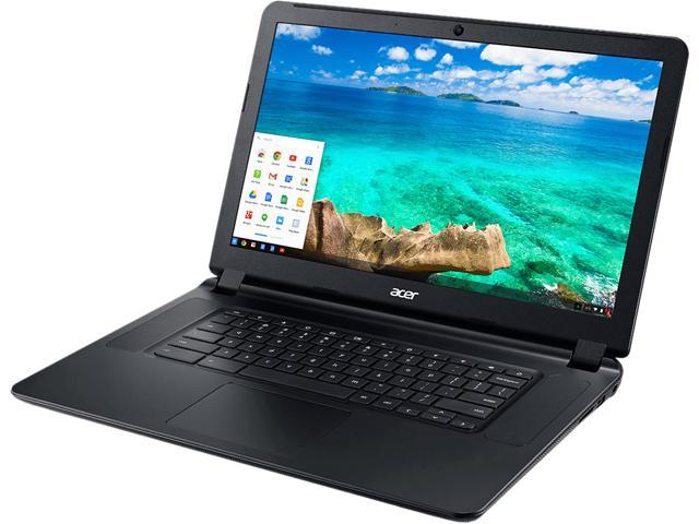 Acer C910-C2EV-CA Chromebook Intel Celeron 3205U (1.50 GHz) 4 GB Memory 16 GB SSD 15.6