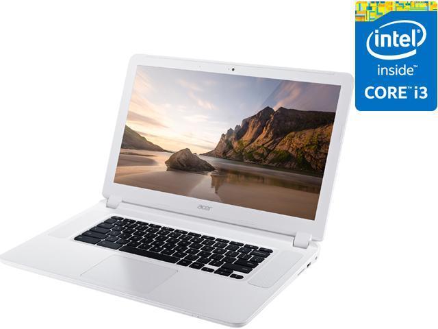 Acer CB5-571-C553 Chromebook Intel Celeron 3205U (1.50 GHz) 4 GB Memory 16 GB SSD 15.6