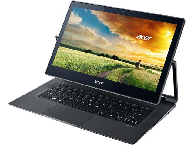 Acer R7-371T-720W Ultrabook Intel Core i7 5500U (2.40 GHz) 256 GB SSD Intel HD Graphics 5500 Shared memory 13.3
