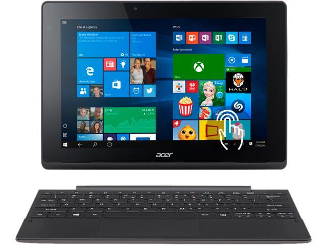 Acer Aspire Switch 10 E SW3-013-1566 2-in-1 Laptop Intel Atom Z3735F (1.33 GHz) 32 GB eMMC Intel HD Graphics Shared memory 10.1