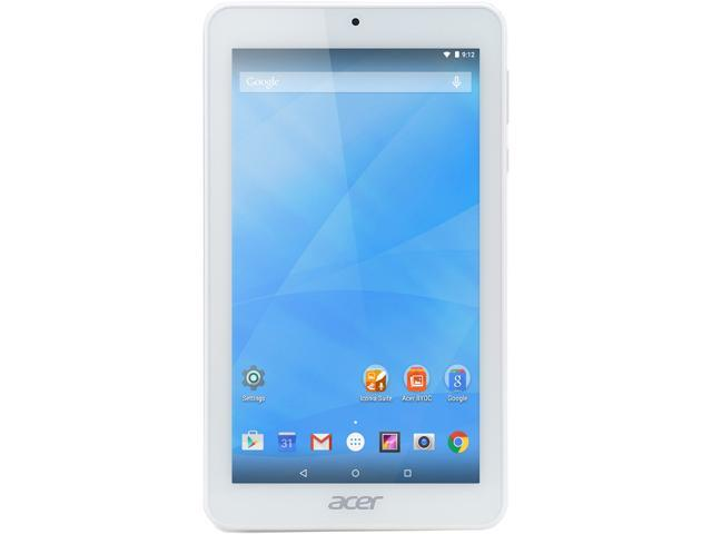 Acer Iconia Tab B1-770-K651 Tablet MTK MT8127 (1.30 GHz) 1 GB Memory 16 GB Flash memory 7.0