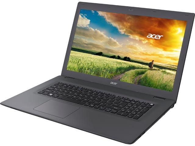Acer Bilingual Laptop Aspire E E5-752G-T09S AMD A10-Series A10-8700P (1.80 GHz) 8 GB Memory 1 TB HDD AMD Radeon R7 M360 17.3