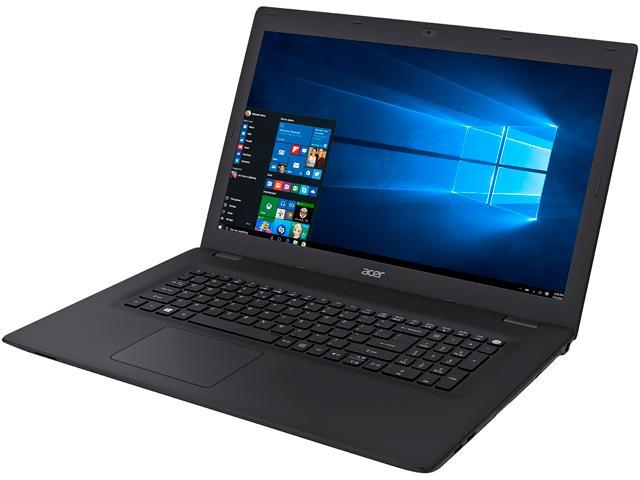 Acer Laptop TravelMate P278 TMP278-M-52UJ-US Intel Core i5 6200U (2.30 GHz) 8 GB DDR3L Memory 1 TB HDD Intel HD Graphics 520 17.3