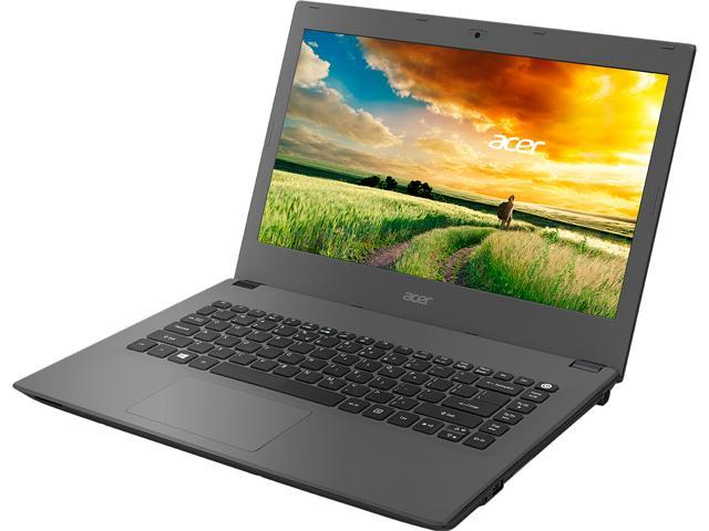 Acer Aspire E E5-474G-50UT Laptop Intel Core i5-6200U 2.3 GHz 8 GB DDR3L Memory 1 TB HDD 14