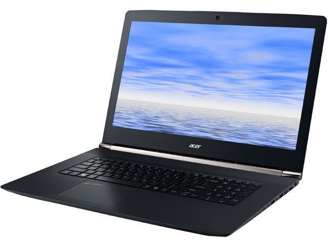 Acer Aspire V17 Nitro Black Edition VN7-792G-76YK Gaming Laptop Intel Core i7 6700HQ (2.60 GHz) 16 GB Memory 1 TB HDD NVIDIA GeForce GTX 960M 4 GB GDDR5 17.3