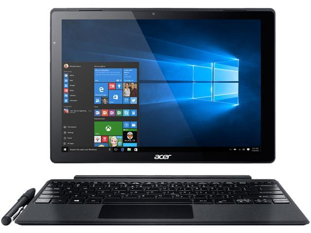 Acer Switch Alpha 12 SA5-271-57DS Laptop Intel Core i5 6200U (2.30 GHz) 128 GB SSD Intel HD Graphics 520 Shared memory 12