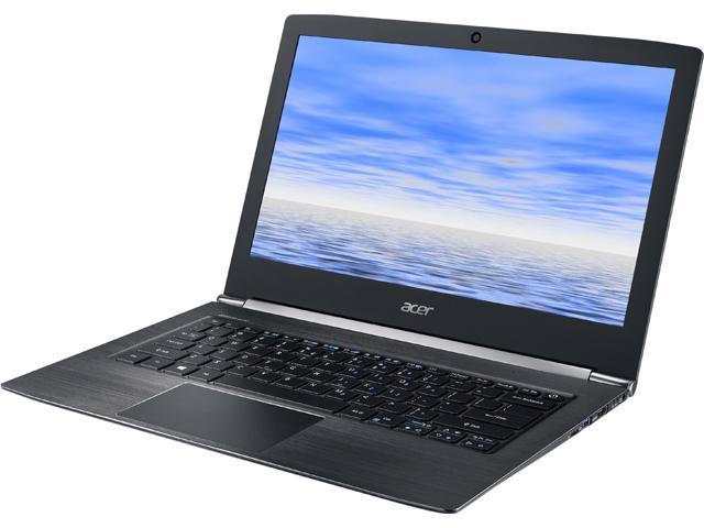Acer Laptop Aspire S 13 S5-371-52JR Intel Core i5 6200U (2.30 GHz) 8 GB Memory 256 GB SSD Intel HD Graphics 520 13.3
