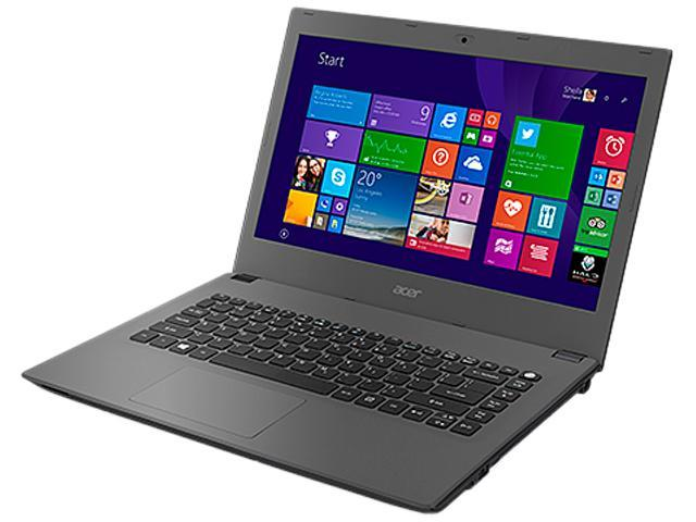 Acer Laptop Aspire E E5-474-570Y Intel Core i5 6200U (2.30 GHz) 8 GB DDR3L Memory 1 TB HDD Intel HD Graphics 520 14.0