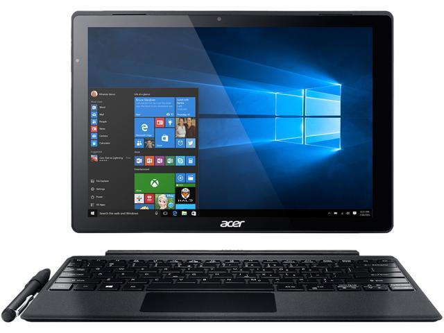 Acer Aspire Switch Alpha 12 SA5-271P-5972 2-in-1 Tablet Intel Core i5 6200U (2.30 GHz) 256 GB SSD Intel HD Graphics 520 Shared memory 12