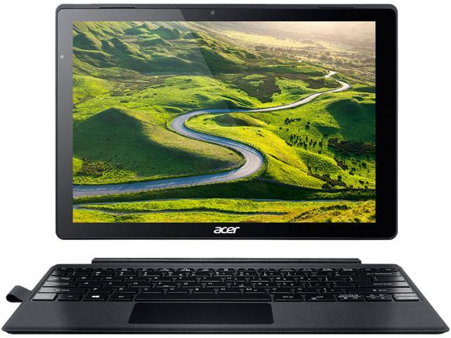 Acer Aspire Switch Alpha 12 SA5-271P-32AA Intel Core i3 6100U (2.30 GHz) 4 GB LPDDR3 Memory 128 GB SSD Intel HD Graphics 520 12
