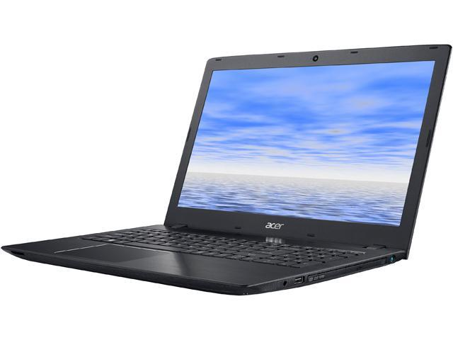 Acer Laptop E5-523-667W AMD A6-Series A6-9210 (2.40 GHz) AMD Radeon R4 Series 15.6