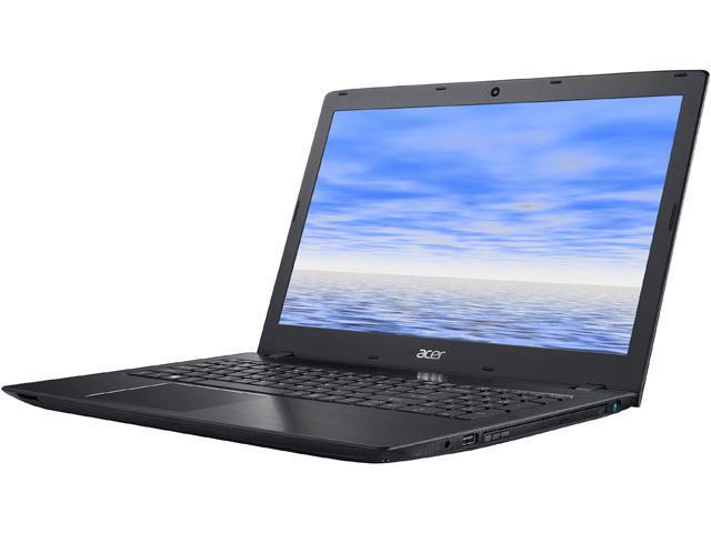 Acer Laptop E5-575-36BC Intel Core i3 6100U (2.30 GHz) 4 GB Memory 500 GB HDD Intel HD Graphics 520 15.6