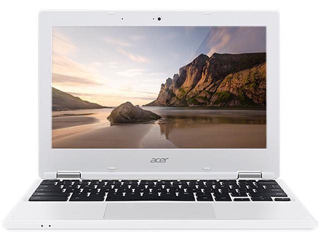 Acer CB3-131-C3KD Chromebook Intel Celeron N2840 (2.16 GHz) 2 GB DDR3L Memory 16 GB Flash 11.6