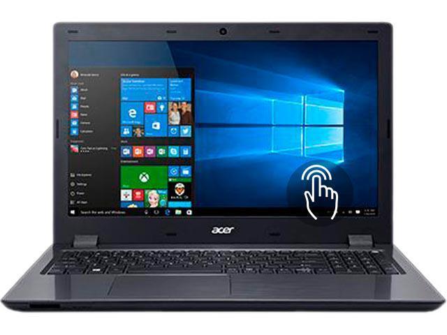 Acer Laptop Aspire V V3-575T-71U5 Intel Core i7 6500U (2.50 GHz) 12 GB Memory 1 TB HDD Intel HD Graphics 520 15.6