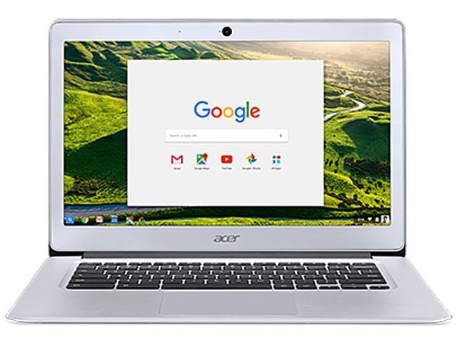 Acer CB3-431-C345 Chromebook Intel Celeron N3160 (1.60 GHz) 4 GB Memory 32 GB eMMC SSD 14.0