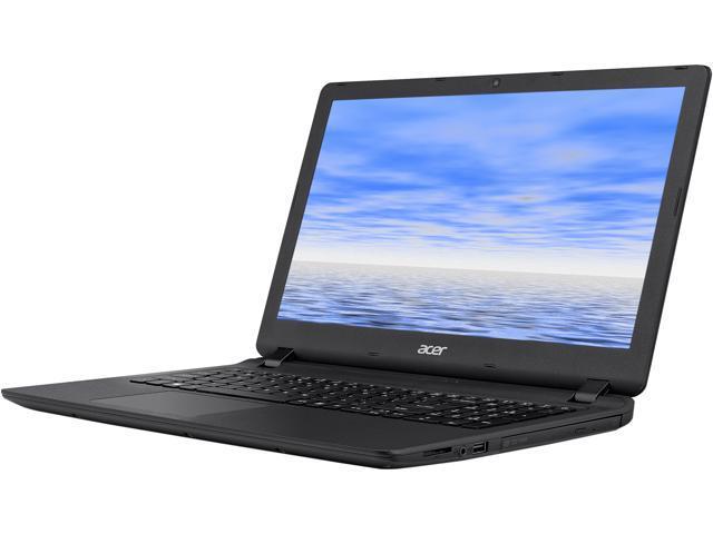Acer Laptop Aspire ES 15 ES1-572-37X2 Intel Core i3 6100U (2.30 GHz) 4 GB Memory 1 TB HDD Intel HD Graphics 520 15.6