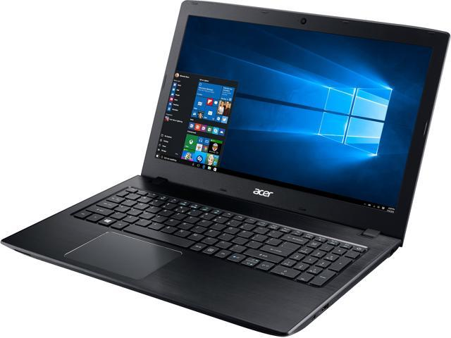 Acer Laptop Aspire E5-575G-55KK Intel Core i5 7th Gen 7200U (2.50 GHz) 8 GB Memory 1 TB HDD NVIDIA GeForce 940MX 15.6