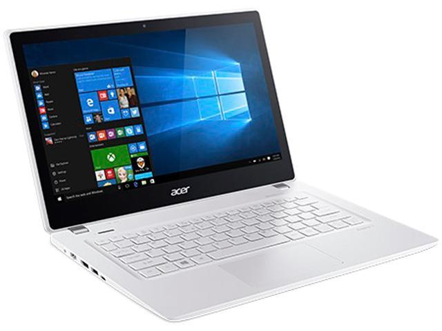 Acer Laptop Aspire V3-372T-75VV Intel Core i7 6500U (2.50 GHz) 8 GB Memory 512 GB SSD Intel HD Graphics 520 13.3