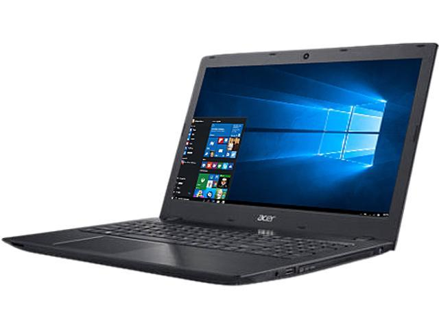 Acer Laptop E5-575-72L3 Intel Core i7 6500U (2.50 GHz) 8 GB Memory 1 TB HDD Intel HD Graphics 520 15.6