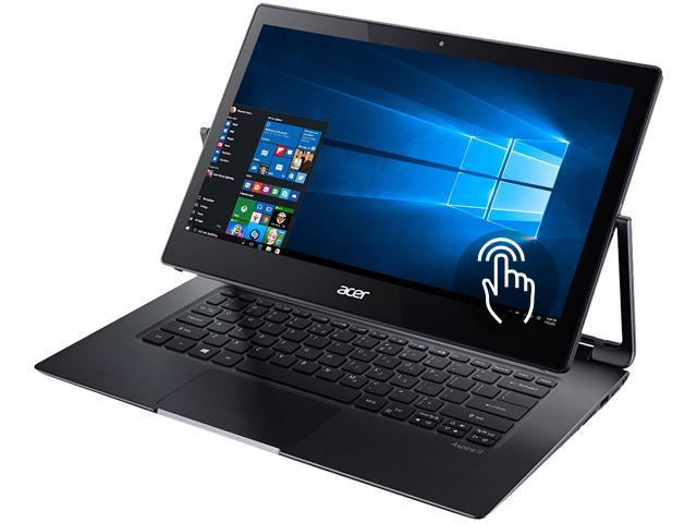 Acer Aspire R7-372T-77LE 2-in-1 Laptop Intel Core i7 6500U (2.50 GHz) 256 GB SSD Intel HD Graphics 520 Shared memory 13.3