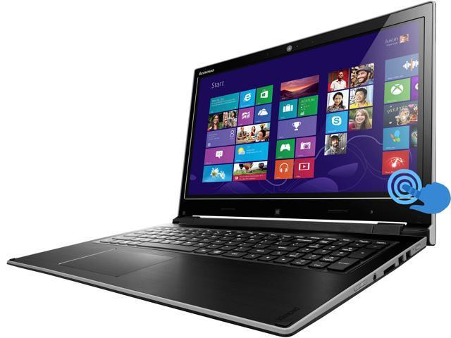 Lenovo 2-in-1 Notebook IdeaPad Flex 15(59385710) Intel Core i3 4010U (1.7 GHz) 4 GB Memory 500GB + 8GB Hybrid HDD Intel HD ...