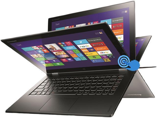 "Lenovo IdeaPad Yoga 2 Pro (59RF0579) Intel Core i5 4 GB Memory 128 GB SSD 13.3"" Touchscreen Ultrabook Windows 8.1"