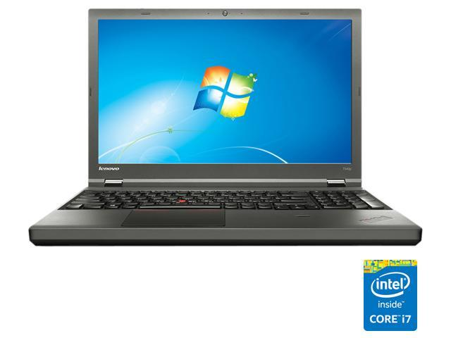 ThinkPad Laptop T Series T540p (20BE003NUS) Intel Core i7 4600M (2.90 GHz) 4 GB Memory 500 GB HDD NVIDIA GeForce GT 730M 15.6