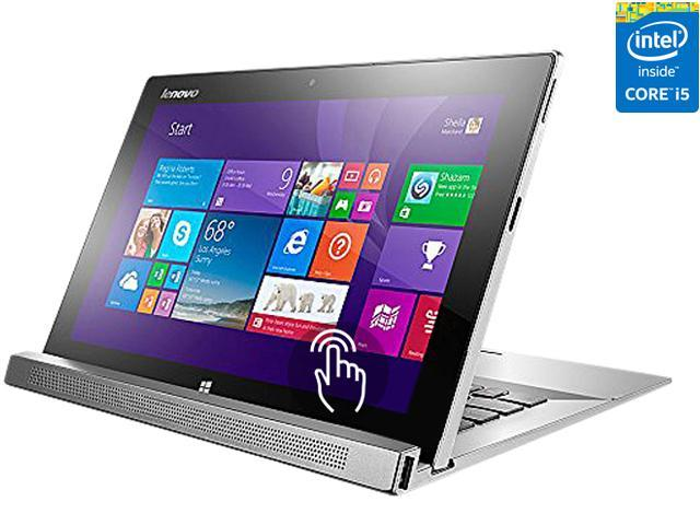 Lenovo Miix 2 11 Detachable 2in1 Tablet- Intel Core i5 4GB Memory 128GB SSD 11.6