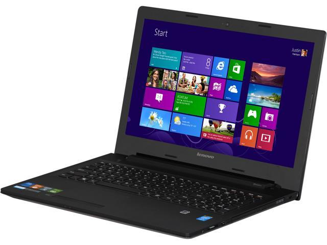 Lenovo Laptop Essential G50 (59421806) Intel Core i5 4210U (1.70 GHz) 6 GB Memory 1 TB HDD Intel HD Graphics 4400 15.6