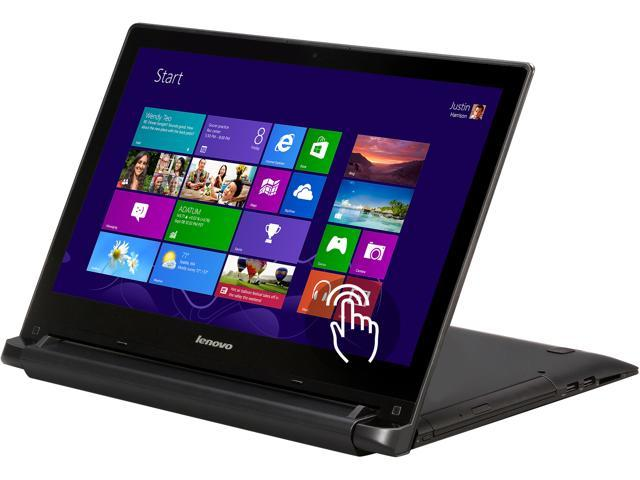 Lenovo 2-in-1 Notebook IdeaPad Flex 2 15D AMD A-Series A8-6410 8 GB Memory 1 TB HDD Radeon R5 15.6