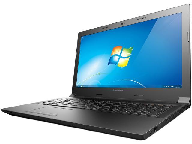 Lenovo Laptop B50 (59422997) Intel Pentium 3558U (1.70 GHz) 4 GB Memory 500 GB HDD Intel HD Graphics 15.6