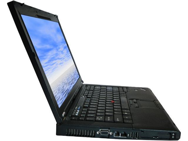 Lenovo Laptop R61 Intel Core 2 Duo 2.10 GHz 2 GB Memory 160 GB HDD Intel GMA X3100 14.1