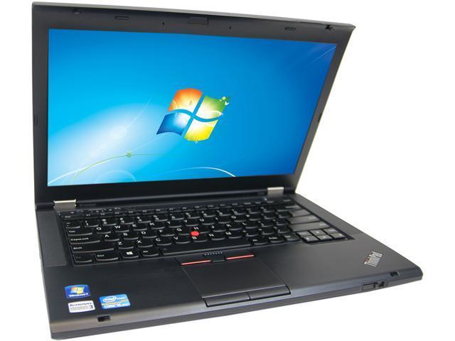 Lenovo Laptop T430 Intel Core i5 3320M (2.60 GHz) 8 GB Memory 180 GB SSD Intel HD Graphics 4000 14.0