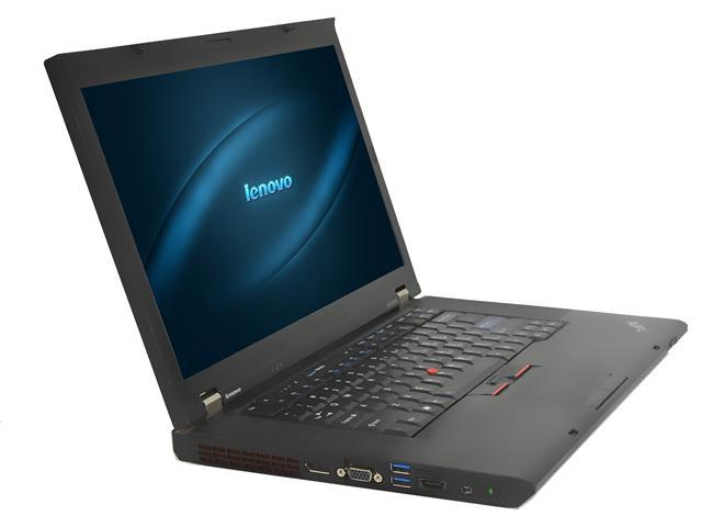 Lenovo Laptop W520 Intel Core i7 2640M (2.80 GHz) 8 GB Memory 240 GB SSD Intel HD Graphics 3000 15.6