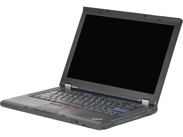 Lenovo C Grade Laptop T410 Intel Core i5 520M (2.40 GHz) 4 GB Memory 250 GB HDD 14.1