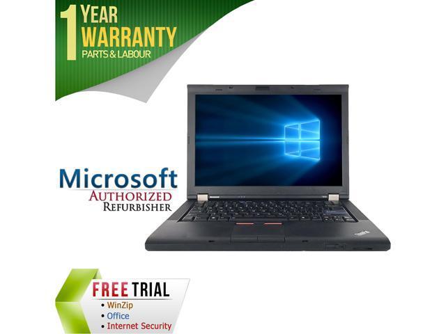 Lenovo Laptop T410 Intel Core i5 520M (2.40 GHz) 4 GB Memory 160 GB HDD 14.1